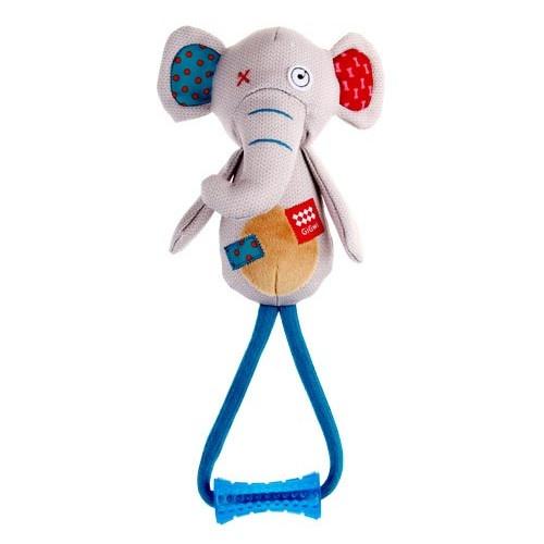 ccd4d4fe8 Elefante com alça GiGwi - Tiendanimal