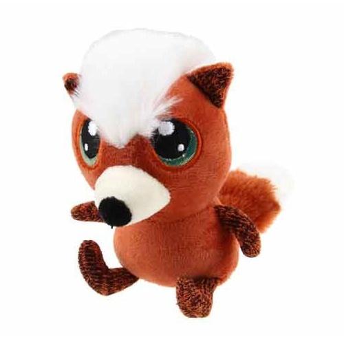Peluche raposa GiGwi cor-de-laranja