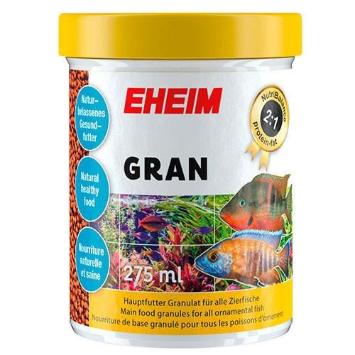 Alimento em grânulos para peixes EHEIM Gran