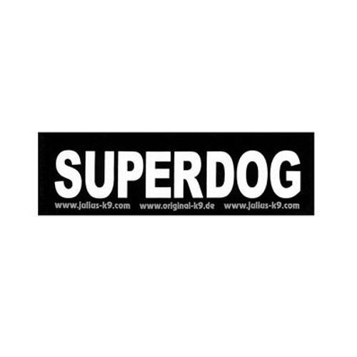 Etiqueta para peitoral Julius K9 Superdog