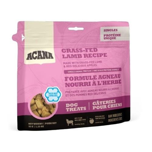 Snack Acana Dog Treats cordeiro e maçã