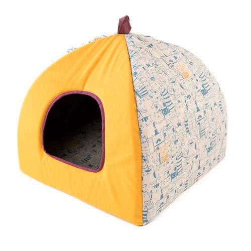 Cama iglu para gatos TK-Pet Macka