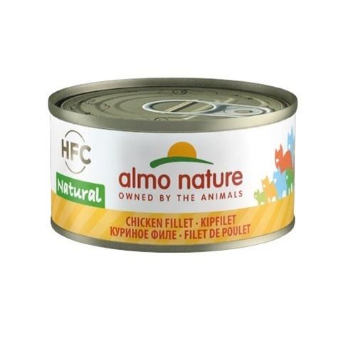 Almo Nature HFC Natural bife de frango para gatos