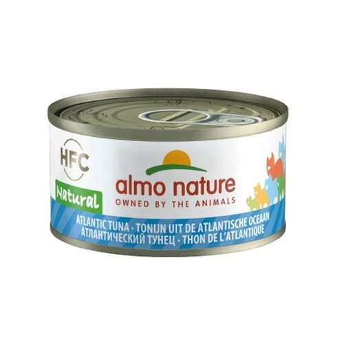 Almo Nature HFC Natural atum atlântico para gatos