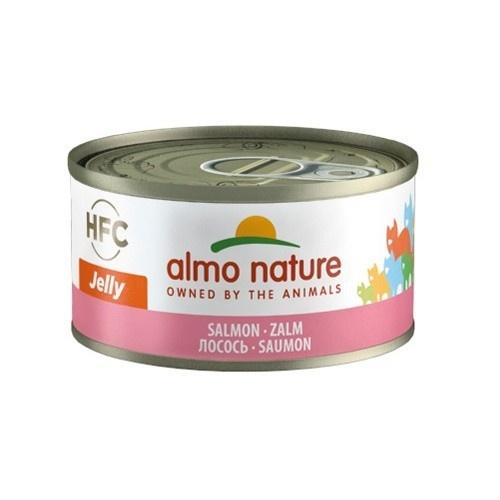 Almo Nature HFC Natural salmão para gatos