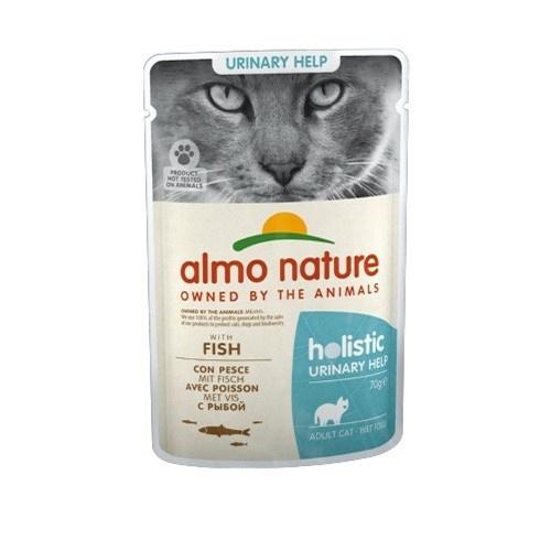 Almo Nature Urinary peixe para gatos