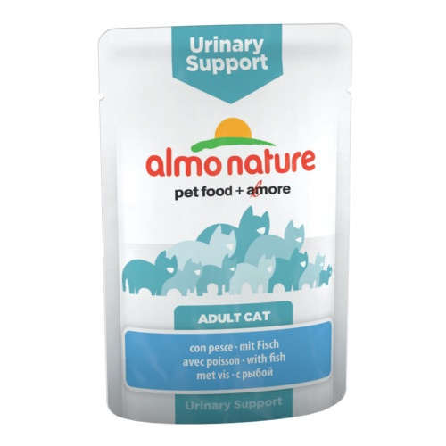 Almo Nature Urinary peixe para gatos