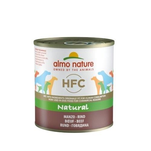 Almo Nature HFC Classic carne de vaca para cães