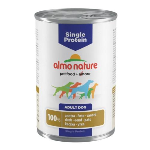 Almo Nature Single Protein pato para cães