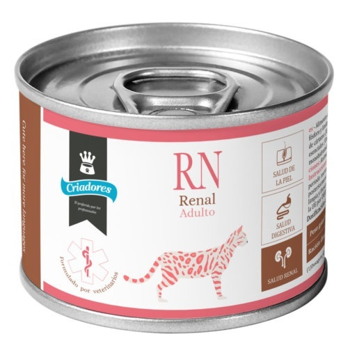 Alimento húmido Criadores Dietetic Renal para gatos