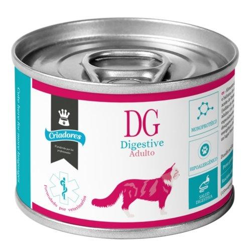 Alimento húmido Criadores Dietetic Digestive para gatos