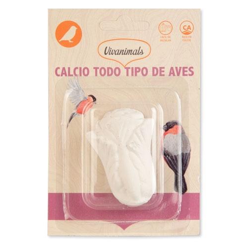Bloco de cálcio para aves Vivanimals