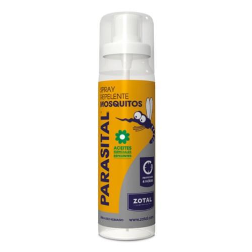 Spray repelente de mosquitos Parasital