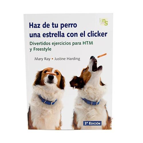 Converta o seu cão numa estrela com o clicker [em Espanhol]