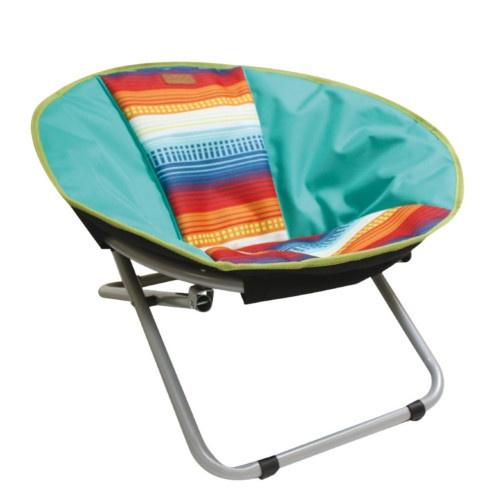 Cadeira dobrável ovalada para cães