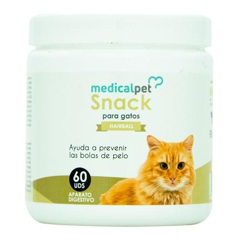 Snack Medicalpet Hairball para gatos