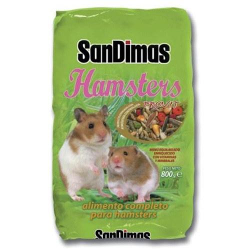 Comida para hamsters SanDimas