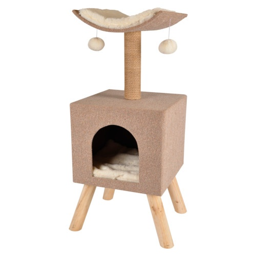 Arranhador ondulado para gatos TK-Pet Felicia