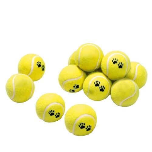 Malha de bolas de ténis para cães