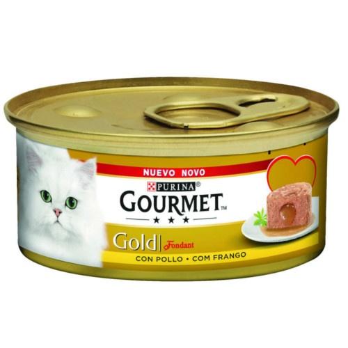 Gourmet Gold Fondant com frango