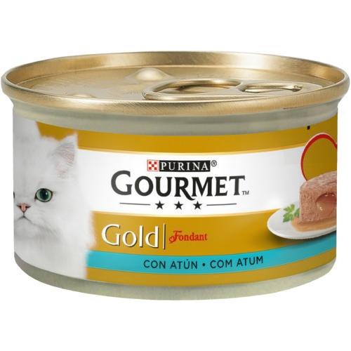 Gourmet Gold Fondant com atum