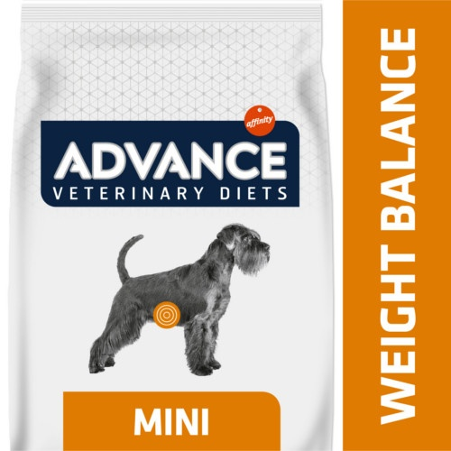 Ração Advance Weight Balance Mini