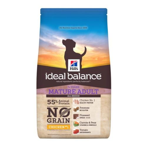 Hill's Ideal Balance Mature No Grain frango & batata