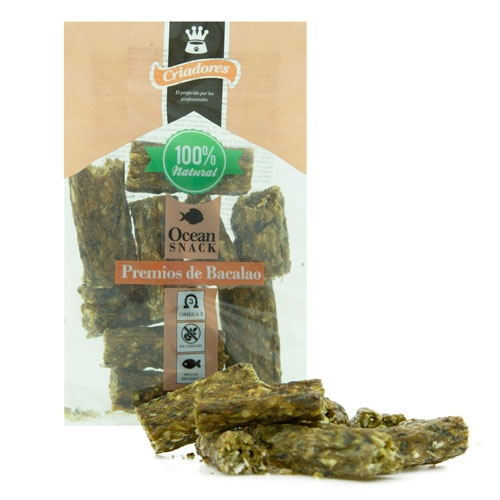 Criadores Ocean Snack Prémios de Bacalhau
