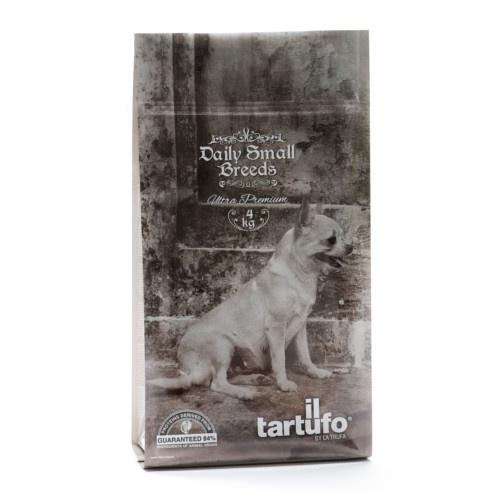 Ração Il Tartufo Daily para cães de raça pequena