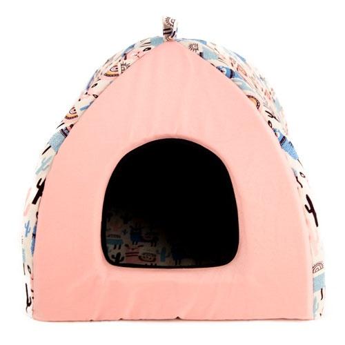 Cama iglu para cães e gatos TK-Pet Peru