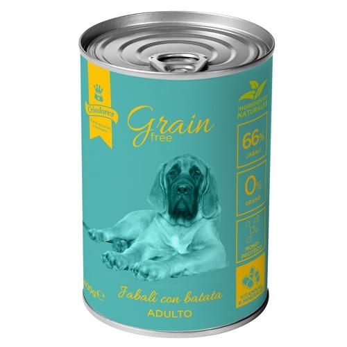 Criadores Grain Free húmido Javali & Batata doce para cães