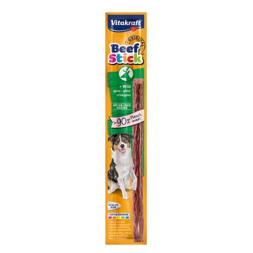 Vitakraft Beef Stick carne de caça