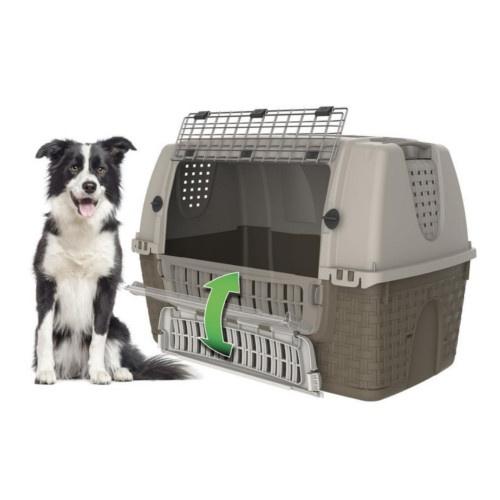 Caixa de transporte Easy para cães e gatos
