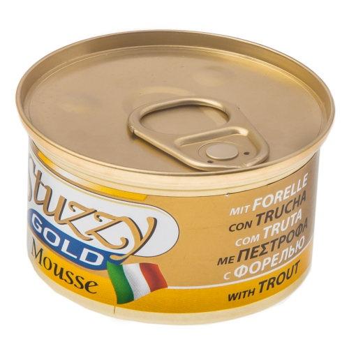 Comida húmida Stuzzy Gold Mousse truta