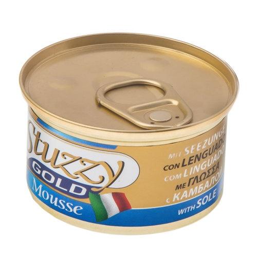 Comida húmida Stuzzy Gold Mousse linguado