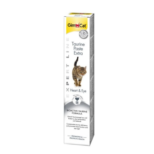 GimCat pasta com extra de Taurina para gatos