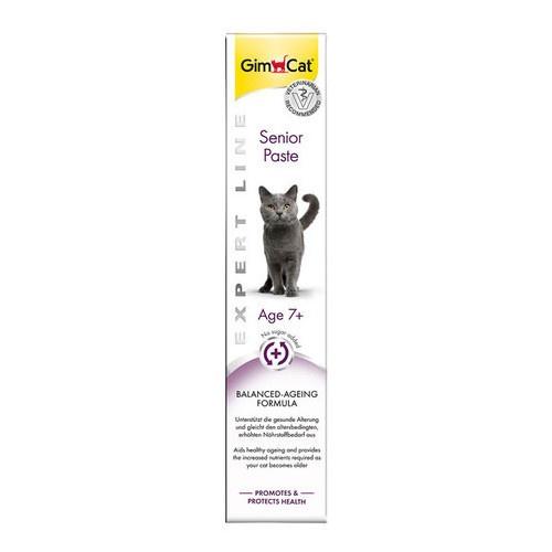 GimCat Senior pasta para gatos idosos