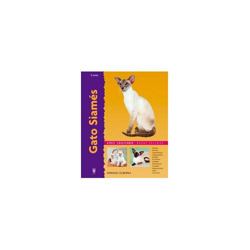 Gato Siamés (Excellence) [em Espanhol]