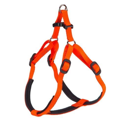 Peitoral de nylon acolchoado Daytona laranja