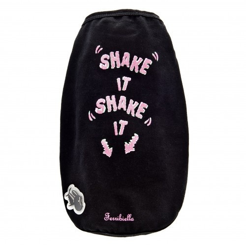 T-shirt Shake it para cães