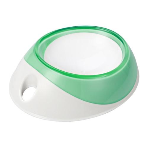 Tigela Ufo de desenho verde