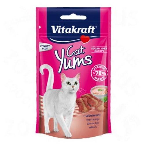 Vitakraft Yums de patê para gatos