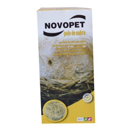 Pelo de cabra para ninhos Novopet