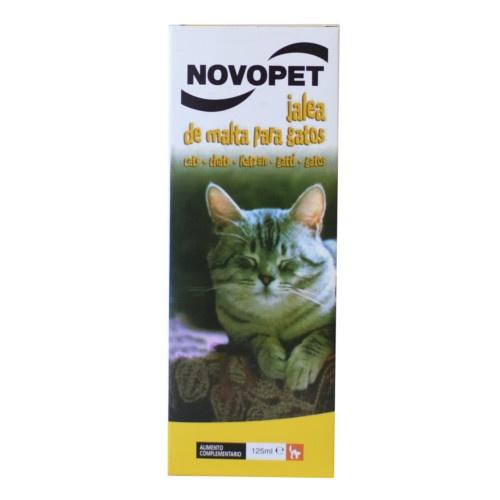 Geleia de malte para gatos Novopet