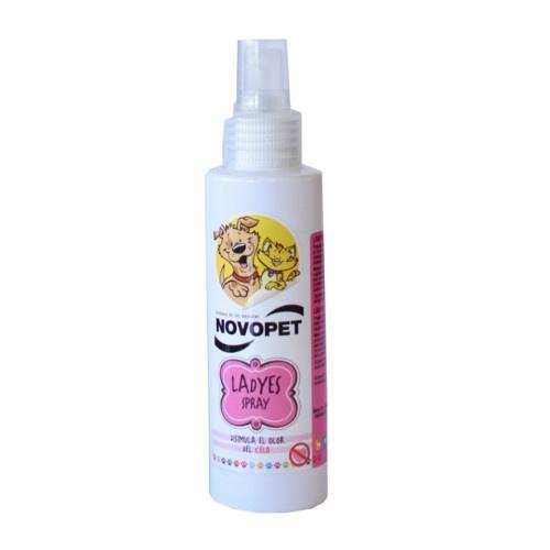 Spray Novopet Ladyes para o cio