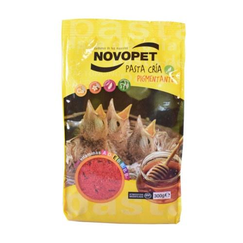 Pasta de cria pigmentante Novopet