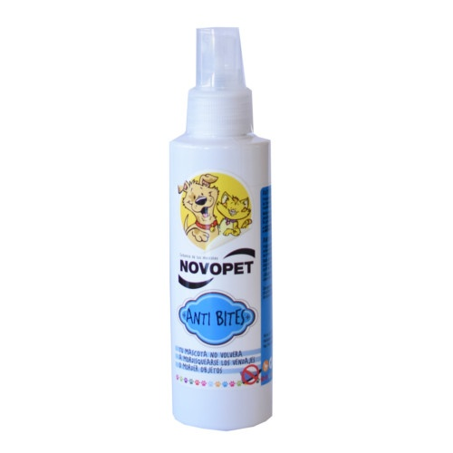 Spray Novopet Anti Bites