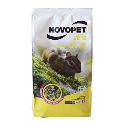 Comida para esquilos Novopet