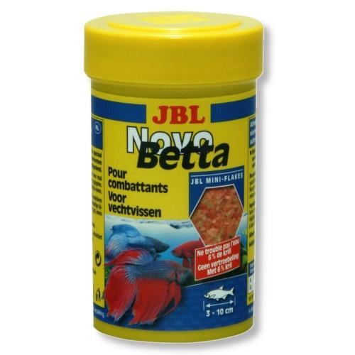 Alimento para peixes Novo JBL Betta
