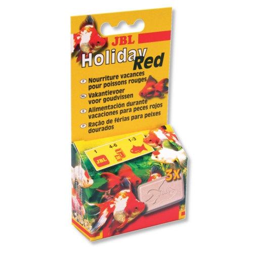 Alimento de férias JBL Holiday Red